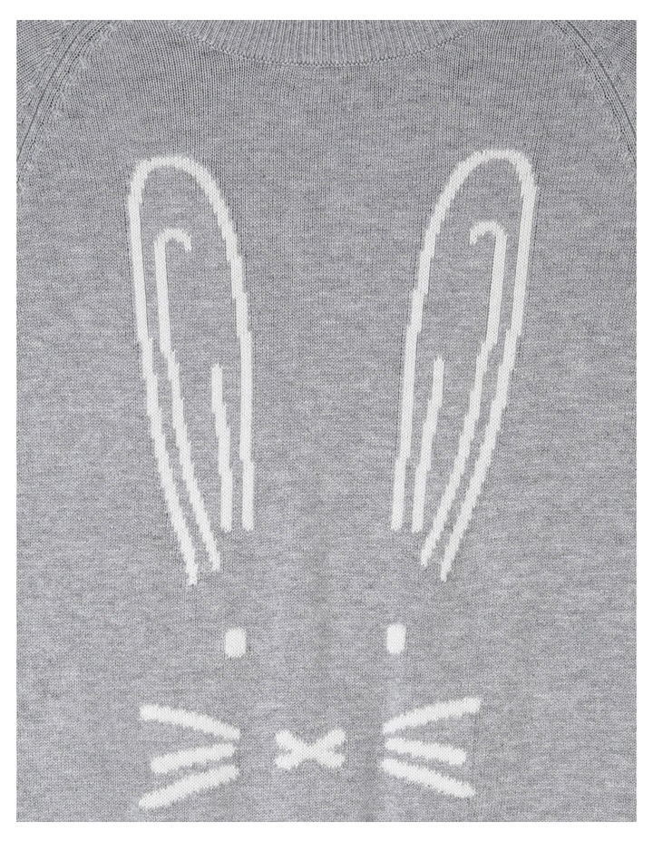 Bunny Knitted Jumper image 2