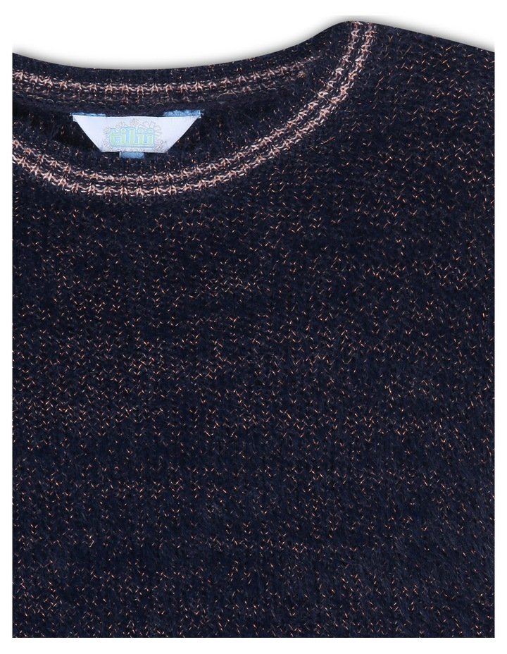 Fluffy Knitted Jumper image 2