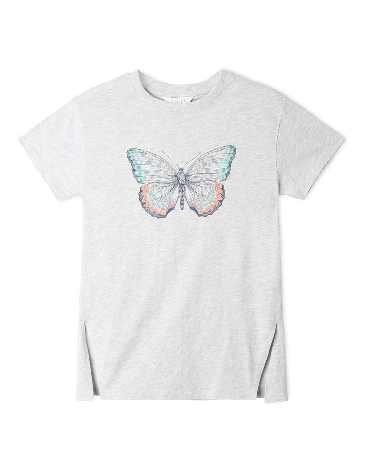 Long Line T-Shirt image 1