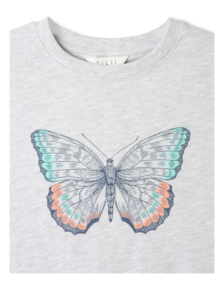Long Line T-Shirt image 2