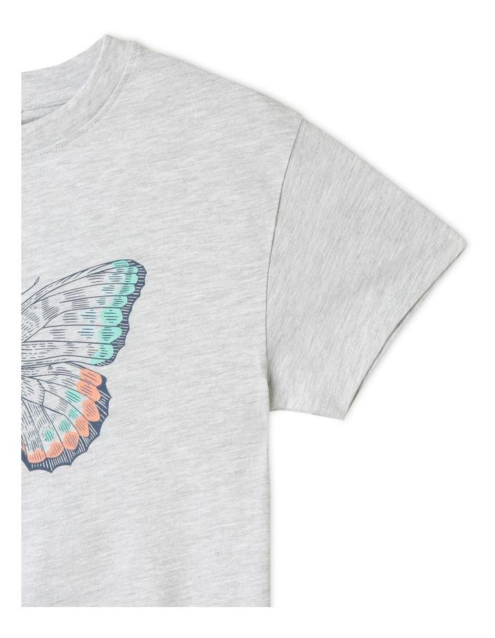 Long Line T-Shirt image 3