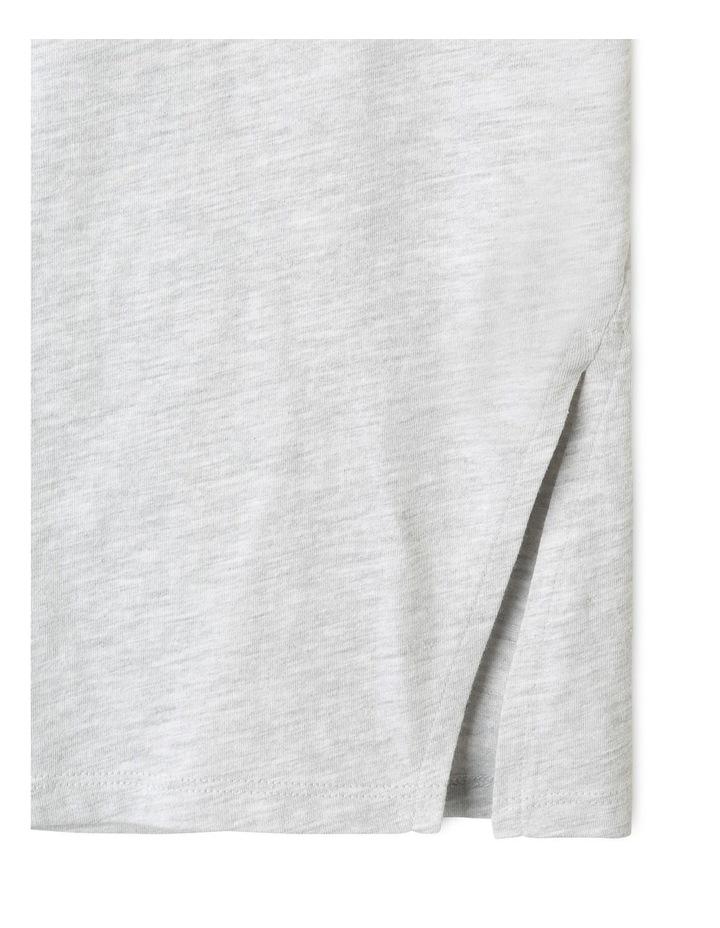 Long Line T-Shirt image 5