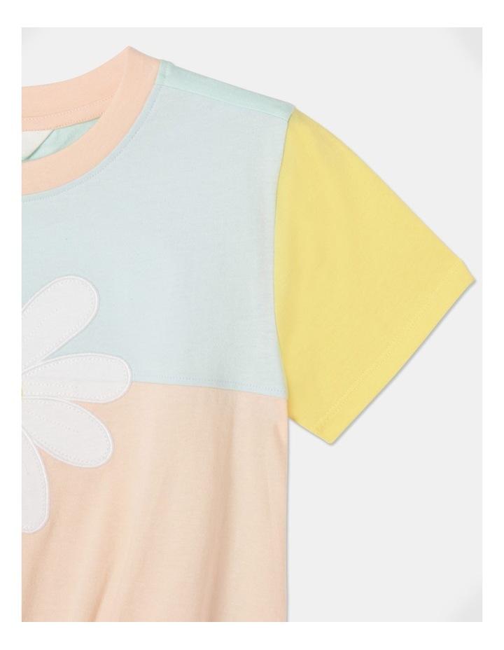 Tie Front Applique T-Shirt image 3