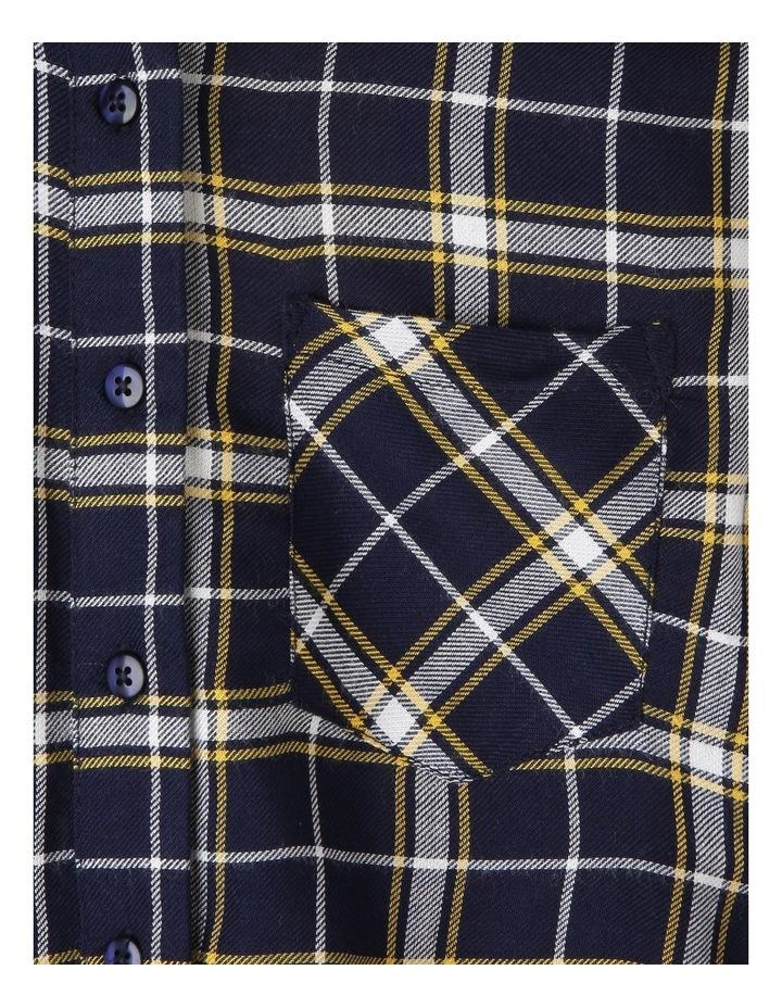 Woven Check Shirt image 2