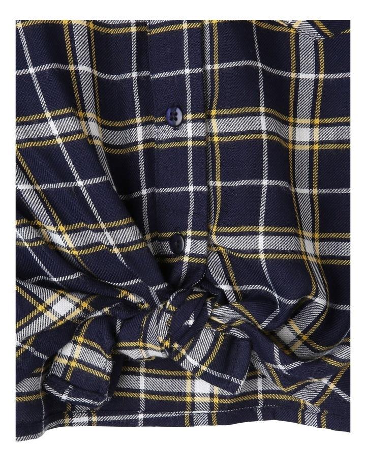 Woven Check Shirt image 3