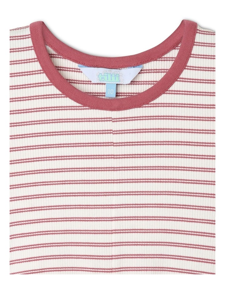Knot Front Tee image 2