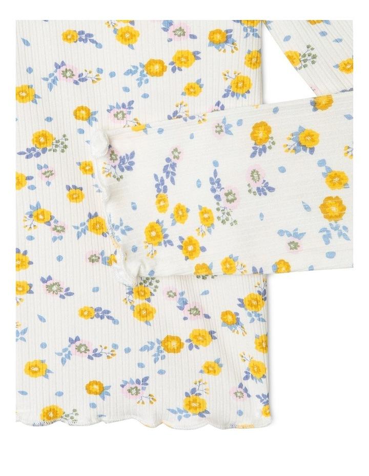 Rib Knit Tee image 2