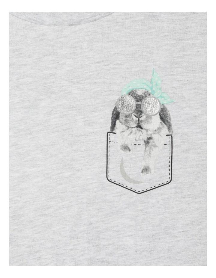 Cropped Printed T/Shirt image 2