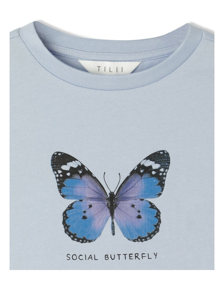 Cropped Printed T/Shirt image 2