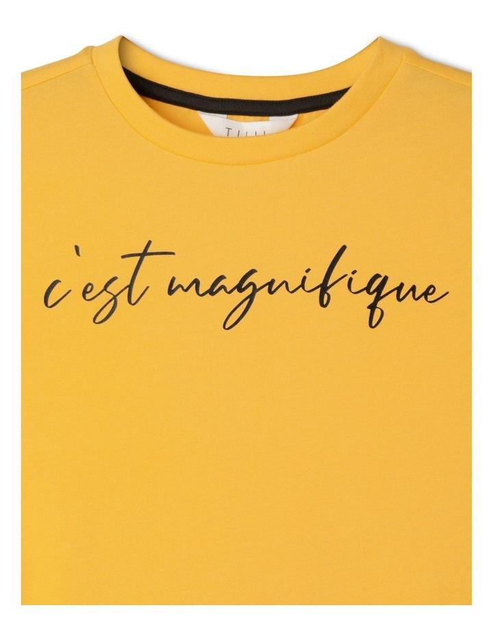 Cropped Printed T-Shirt image 2