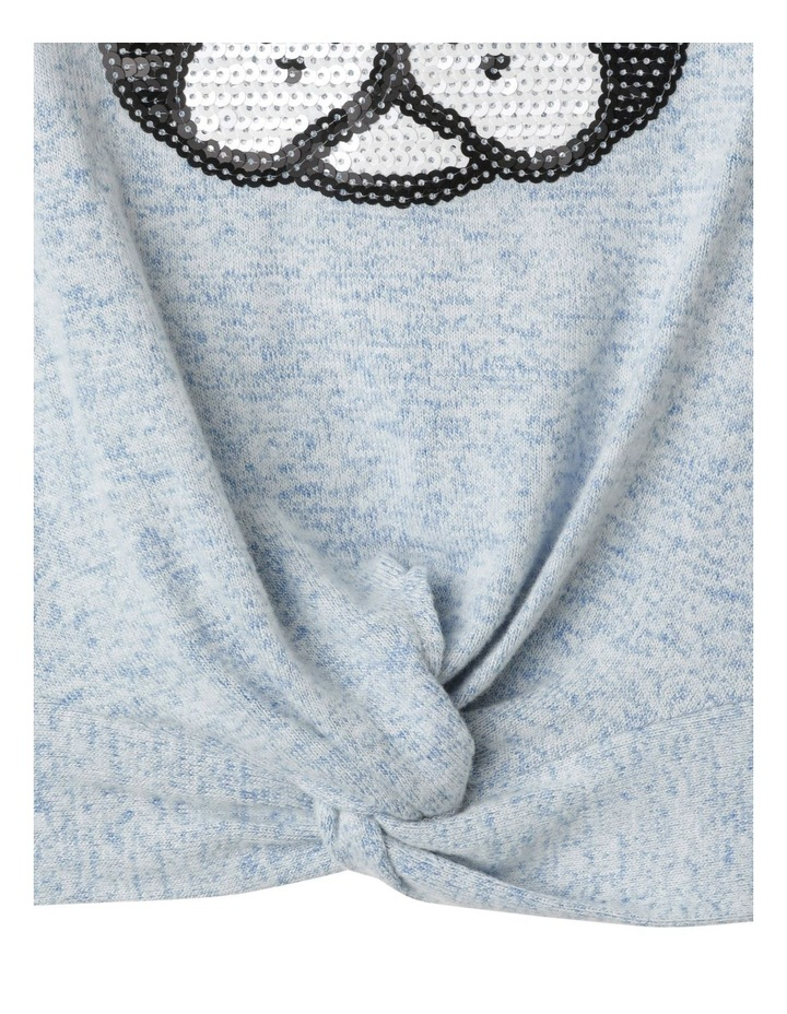 Knot Front T-Shirt image 3