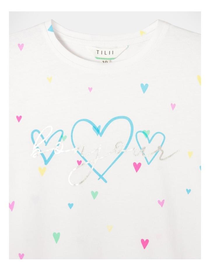 Essentials Print T-Shirt image 4
