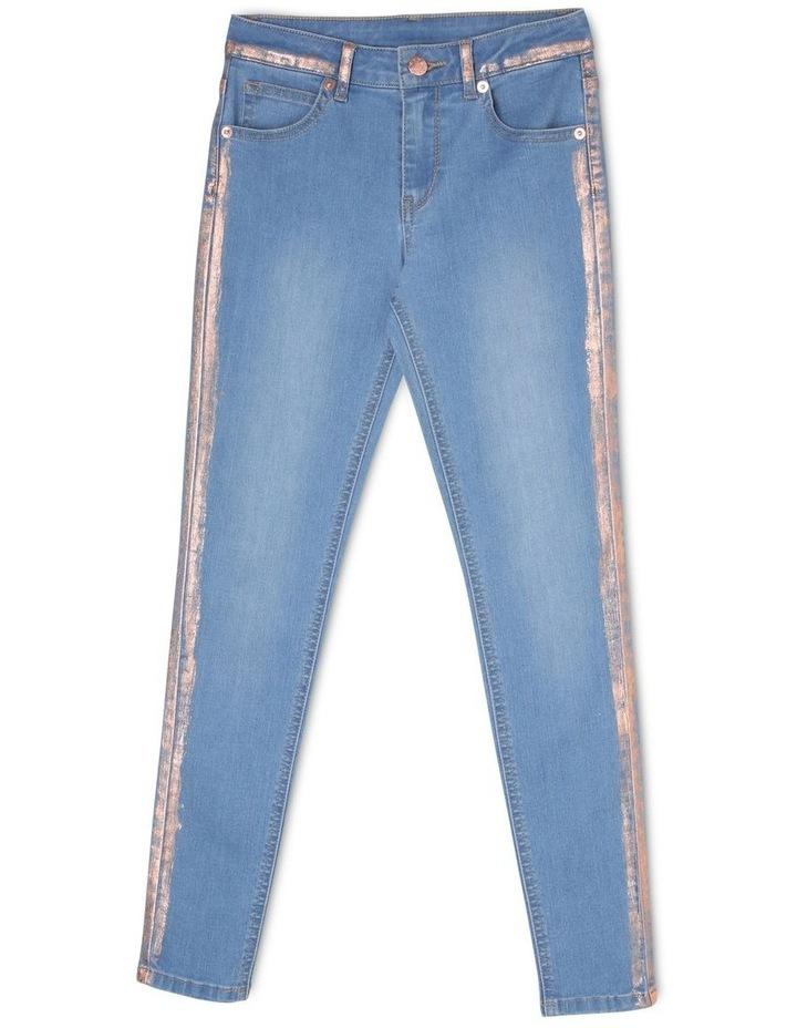Mid Rise Skinny Jean image 1