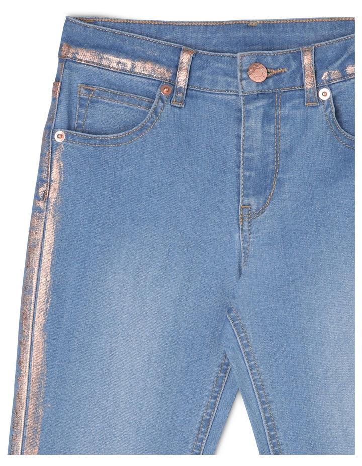 Mid Rise Skinny Jean image 6