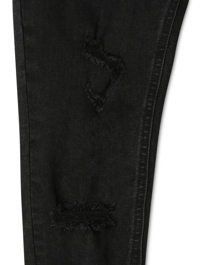 High Waisted Skinny Jean image 4