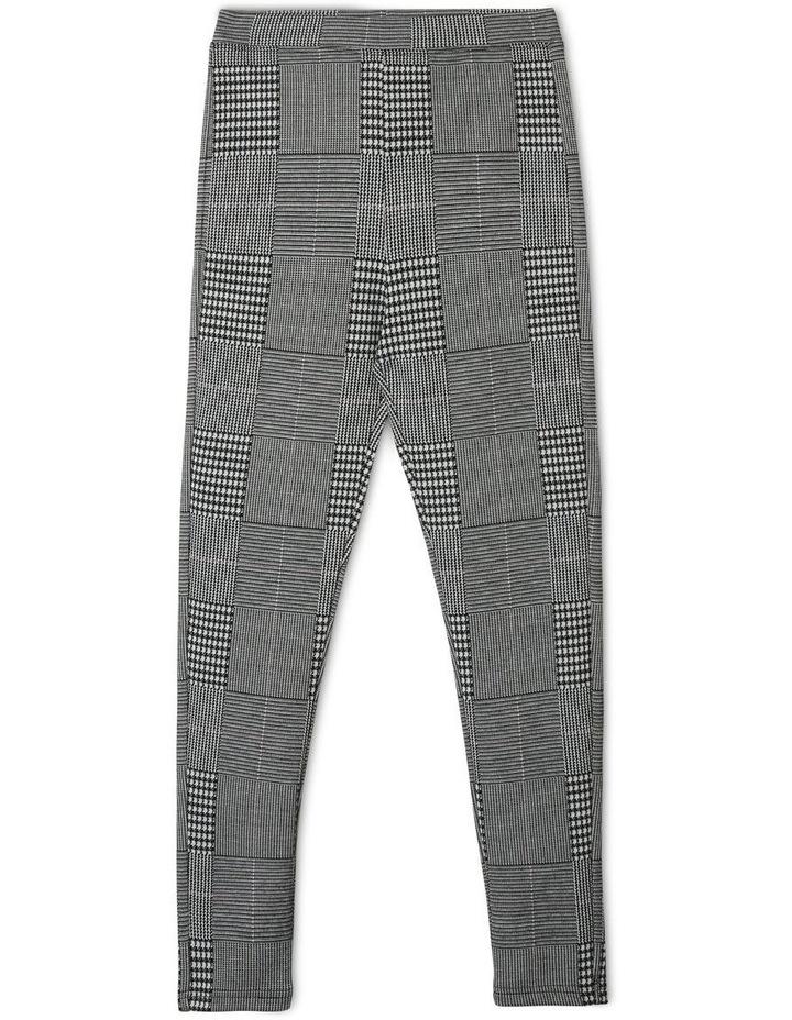Highwaist Knit Legging image 1