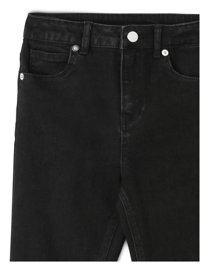 High Waisted Skinny Jean image 3