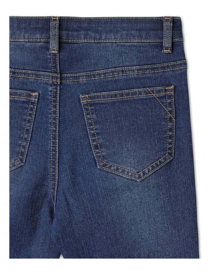 High Waisted Skinny Jean image 5