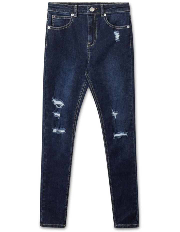 High Wasited Skinny Jean image 1