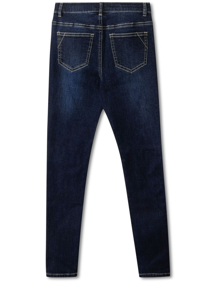 High Wasited Skinny Jean image 4