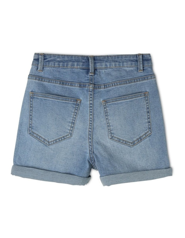 High Waist Shorts image 2