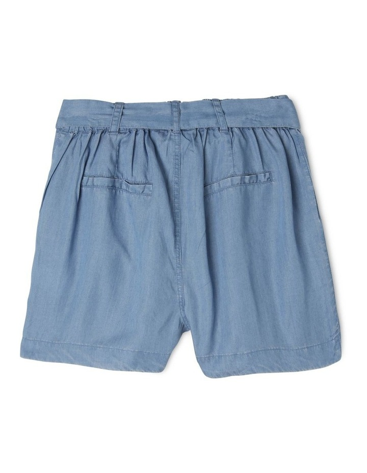 Loyocell Tie Waist Shorts image 2