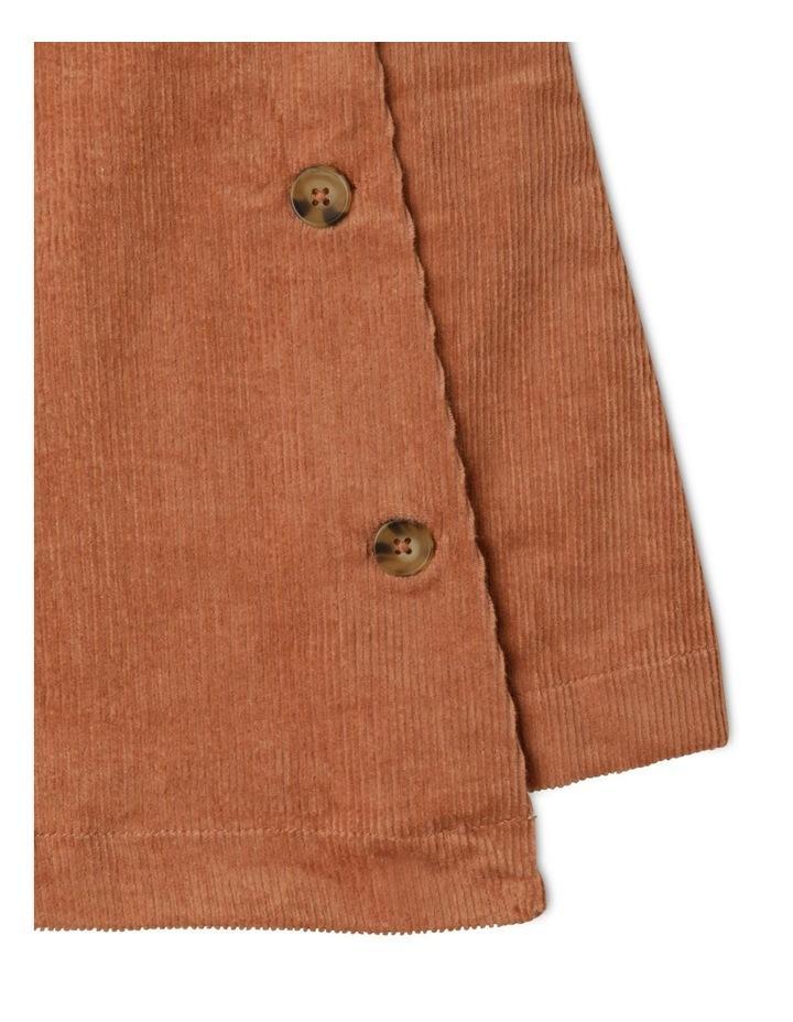 Asymmetrical Cord Skirt image 3