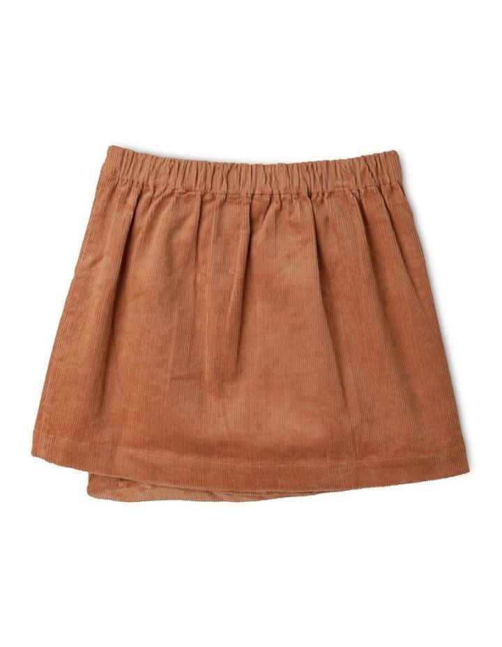 Asymmetrical Cord Skirt image 4
