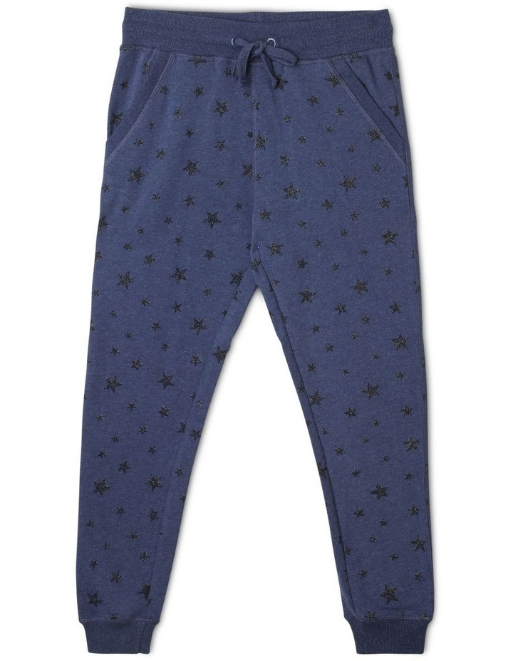 Essential Glitter Star Track-Pant image 1