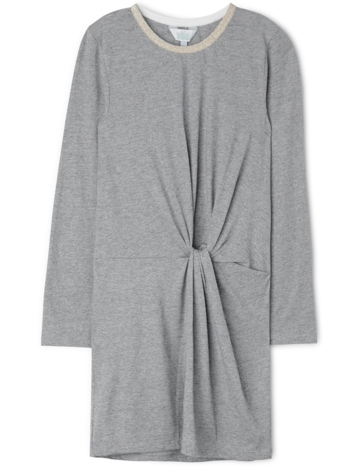 Twist Front Dress image 1