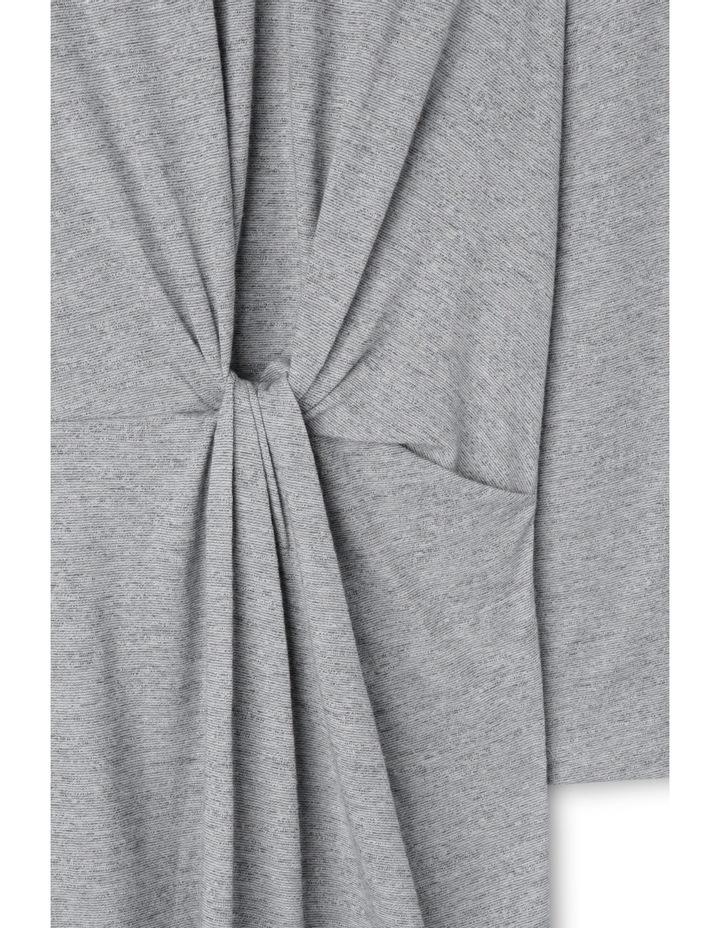 Twist Front Dress image 2
