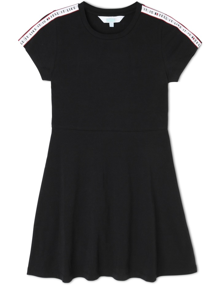 Knit Tee Dress image 1