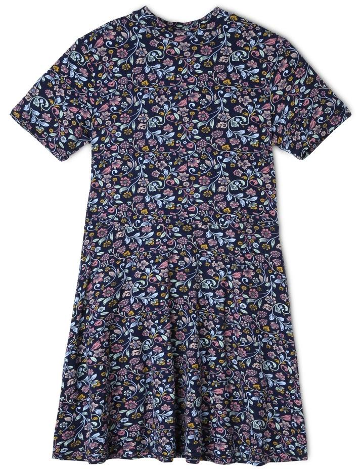 Knit Skater Dress image 1