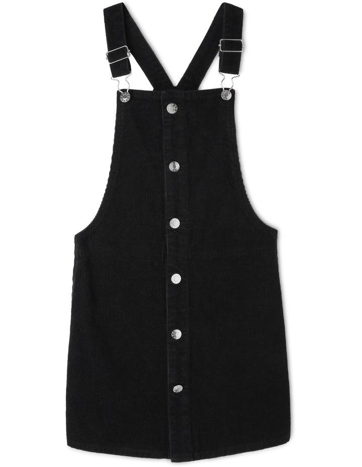Cord Overall Dress image 1