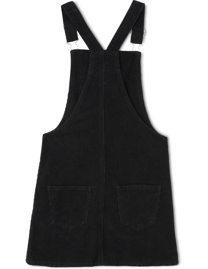 Cord Overall Dress image 2
