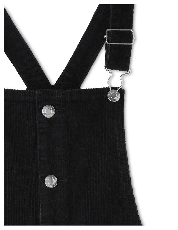 Cord Overall Dress image 3