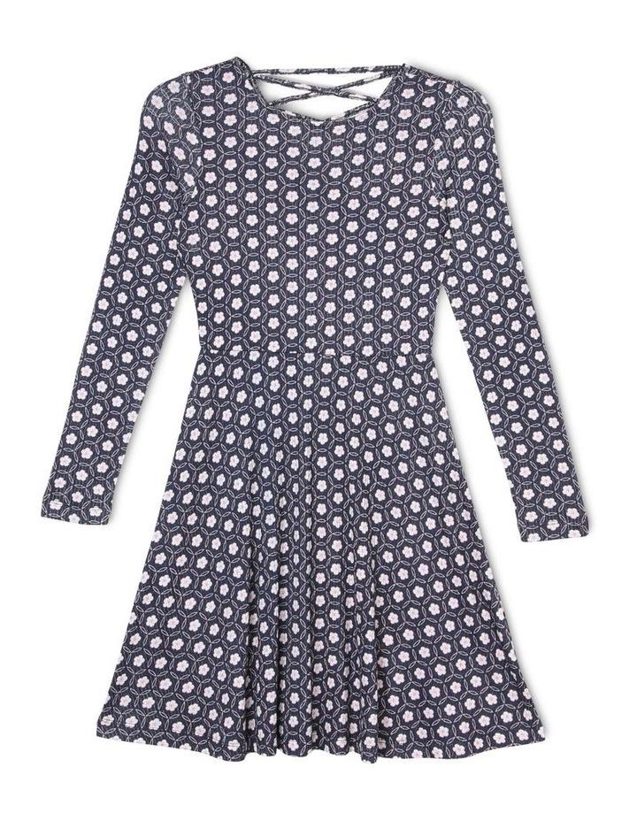 Rib Knit Dress image 1