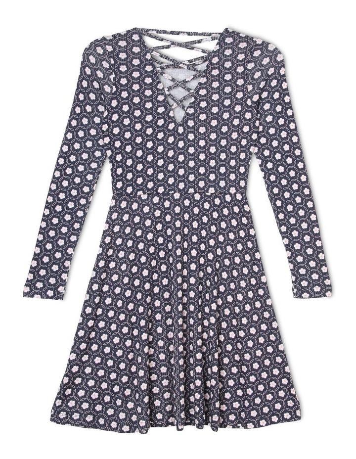 Rib Knit Dress image 2