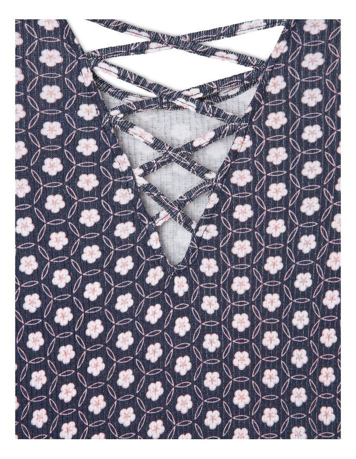 Rib Knit Dress image 4