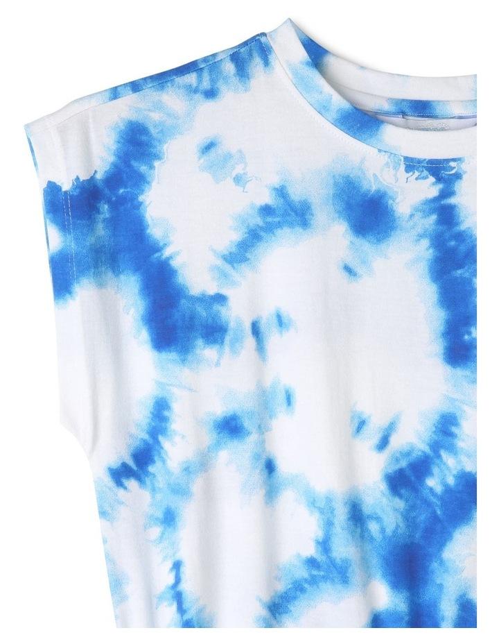 Jersey T-Shirt Dress image 2