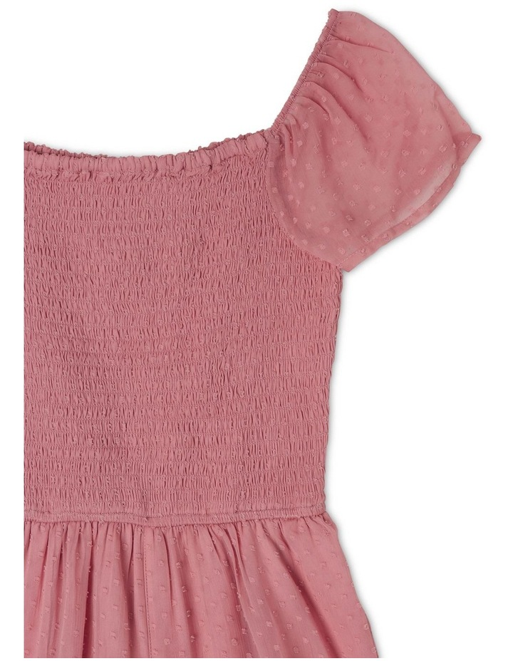 Woven Shirred Bodice Playsuit image 2