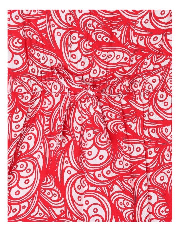Woven Frill Hem Playsuit image 3