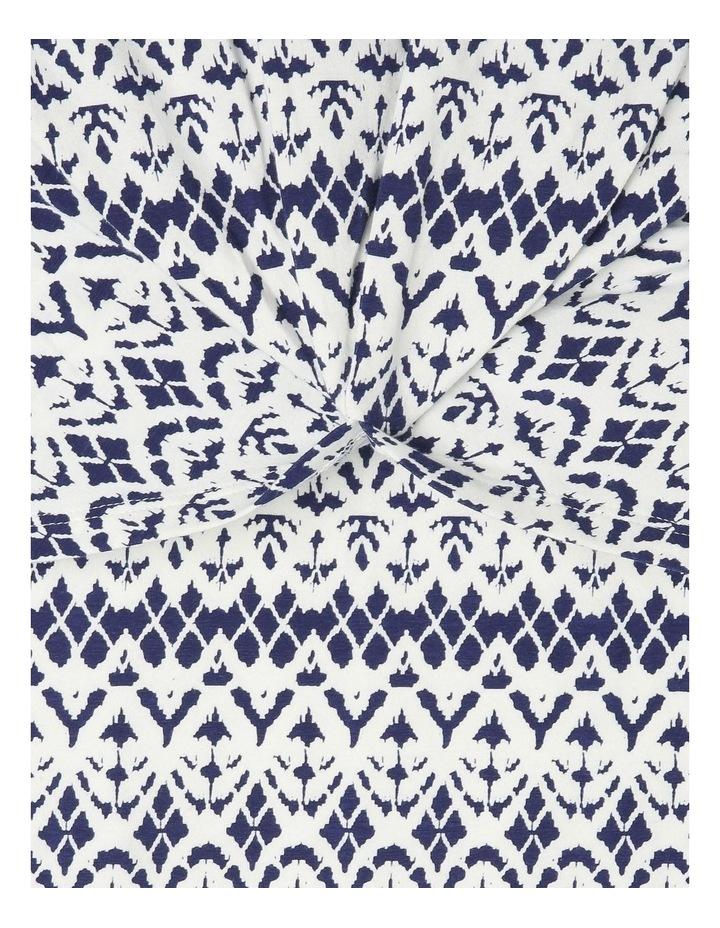 Knit Knot Front Dress image 2