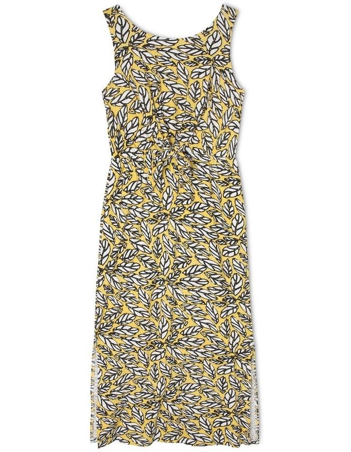 Tie Front Maxi Dress image 1