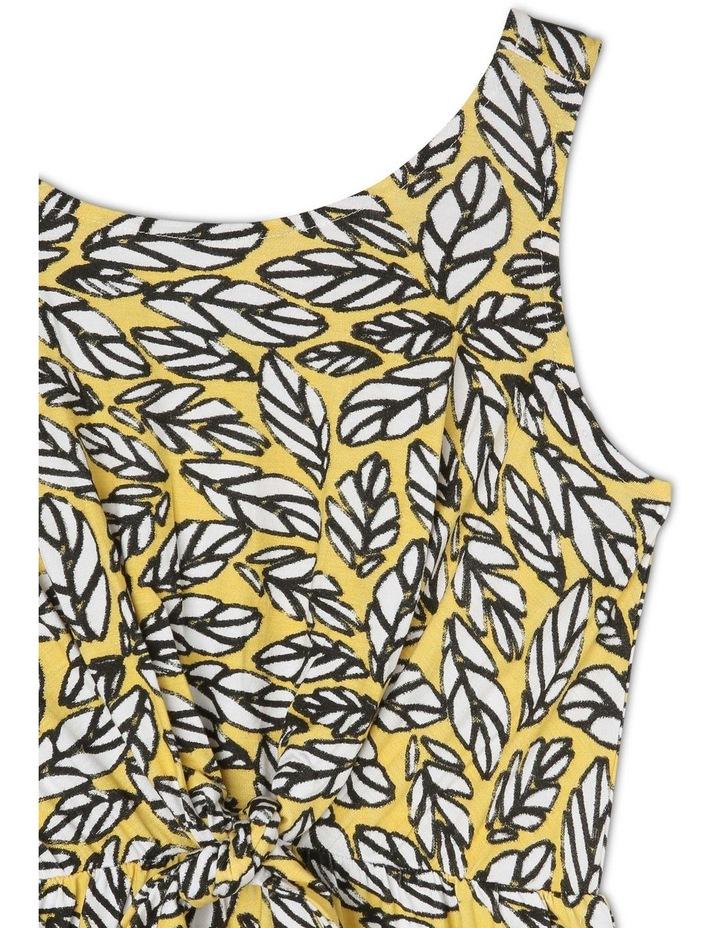 Tie Front Maxi Dress image 2