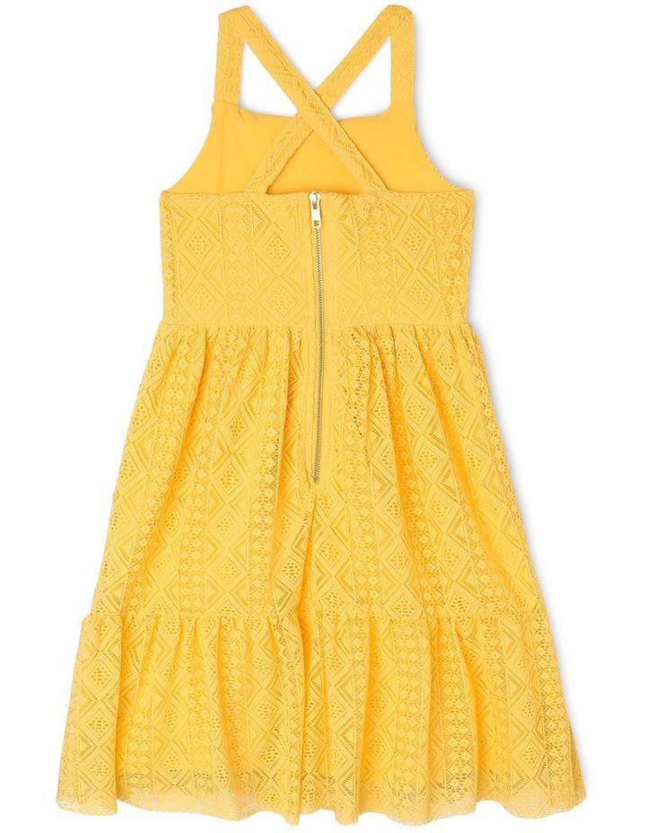 Woven Lace Dress image 2