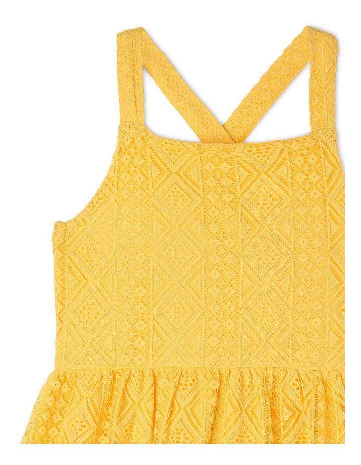 Woven Lace Dress image 3