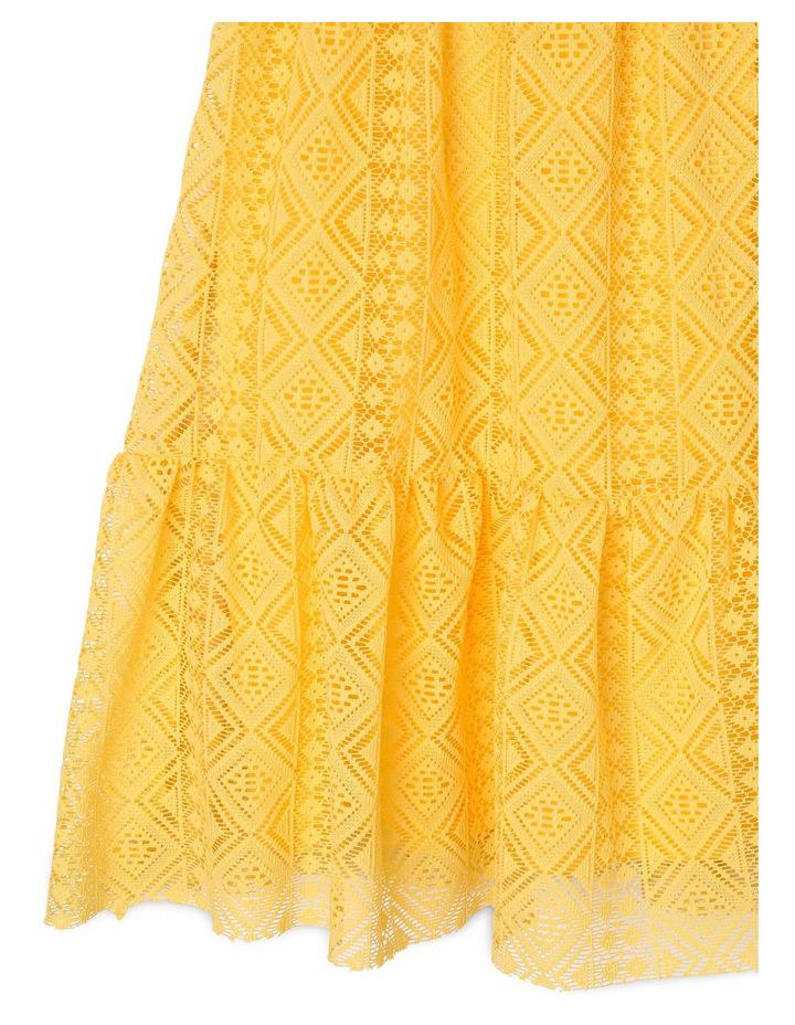 Woven Lace Dress image 5