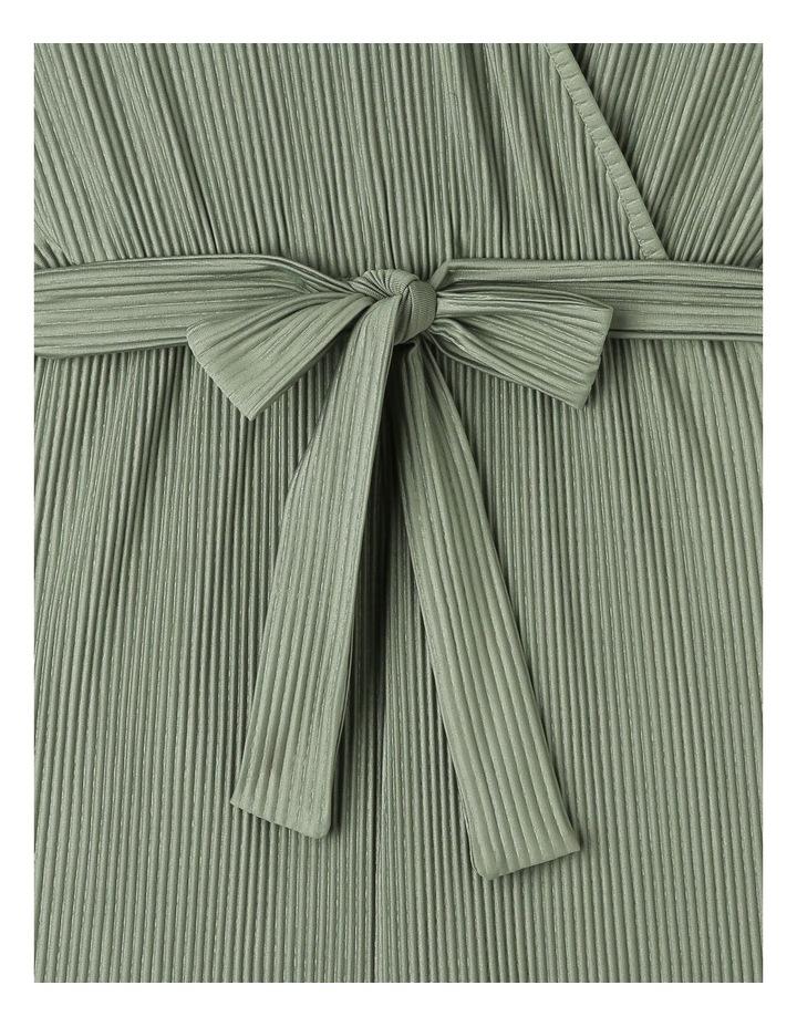Knit Wrap Front Jumpsuit image 3