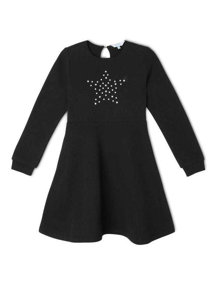 Fleece Skater Dress image 1
